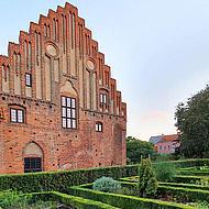 Der Klostergarten in Ystad